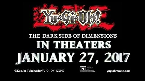 Yu-Gi-Oh! The Dark Side of Dimensions Official US Trailer 3 (2017 Movie) English
