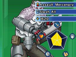 Assault Mercenary-WC09
