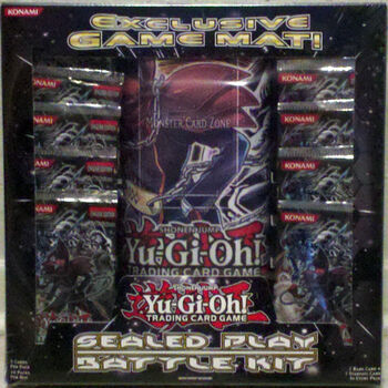 Sealed Play Battle Kit