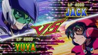 Yuya VS Jack