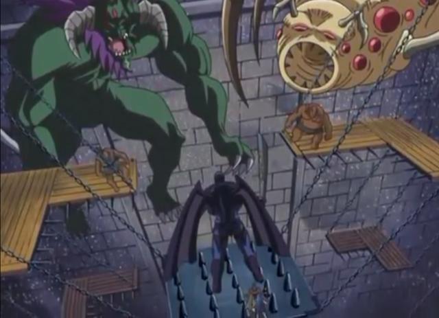 File:Kisara and Seto VS Prisoners - anime.png