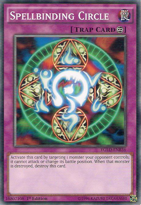 Spellbinding Circle | Yu-Gi-Oh! | Fandom powered by Wikia