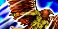 Garuda lo Spirito del Vento
