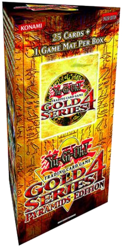 Gold Series 4: Pyramids Edition