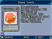 SheepTokenOrange-GX03-EN-VG