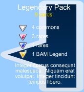 Legendary Pack