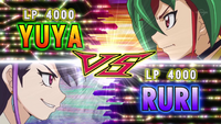 Yuya VS Ruri