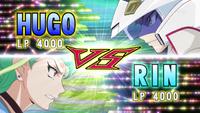 Rin VS Yugo