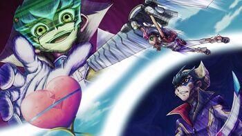 Yu-Gi-Oh! ZEXAL - Episode 063