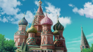Moscow in the Standard Dimension