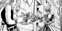 Seto Kaiba and Koji Nagumo's Duel (manga)