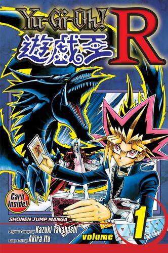 <i>Yu-Gi-Oh! R</i> Volume 1
