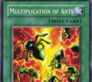 Multiplication of Ants