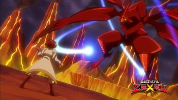 Yu-Gi-Oh! ZEXAL - Episode 057