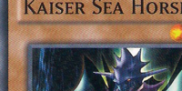 Kaiser Sea Horse