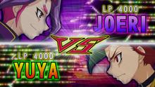 Yuya VS Yuri
