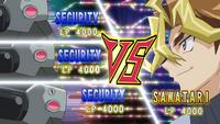 Sawatari VS Guards