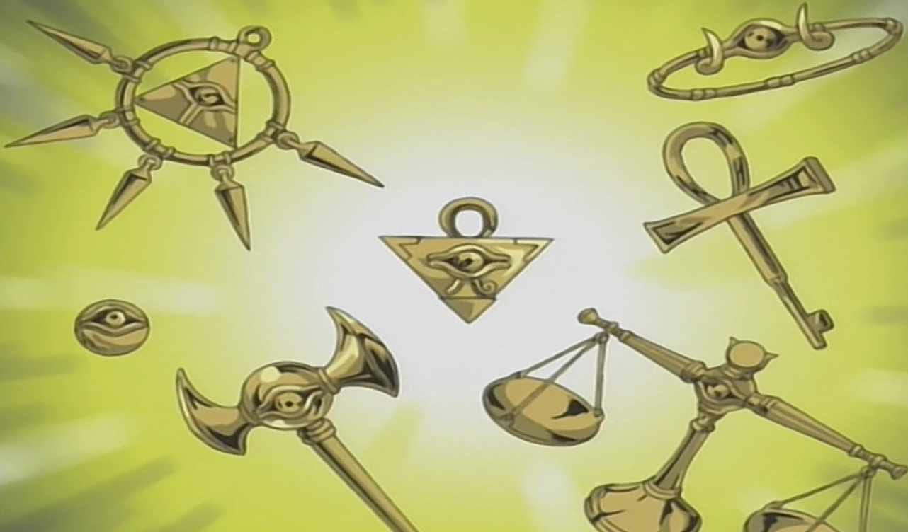 Millennium Items Yu Gi Oh Fandom Powered By Wikia