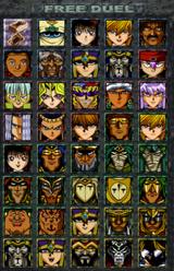 Portal:Yu-Gi-Oh! Forbidden Memories characters