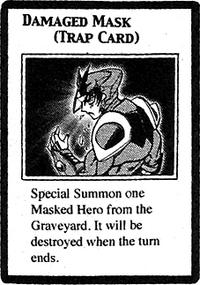 DamagedMask-EN-Manga-GX