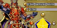 Legendary Six Samurai - Shi En (character)