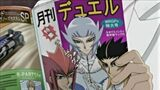 Issue of Monthly Duel featuring Team Ragnarok on the cover