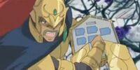 Golden Shield Disk