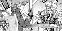 Katsuya Jonouchi and Mai Kujaku's Duel (manga)