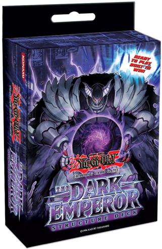 The Dark Emperor Structure Deck