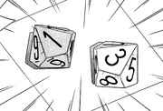 Monster World dice