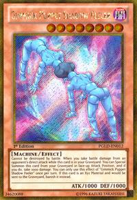 YuGiOh! TCG karta: Gimmick Puppet Shadow Feeler