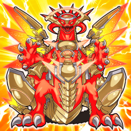 Hieratic Sun Dragon Overlord of Heliopolis