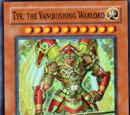 Tyr, the Vanquishing Warlord