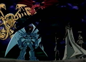 Yu-Gi-Oh! - Episode 217