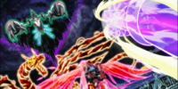 Yusei and Z-one's Duel