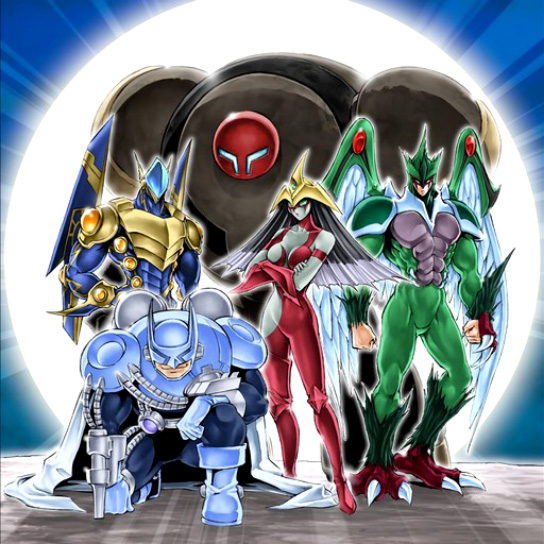 Elemental Hero Dark Neos: FANDOM Powered By Wikia