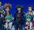 Team 5D's