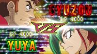 Shuzo VS Yuya