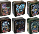 2002 Booster Pack Tins