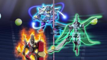 Yu-Gi-Oh! ARC-V - Episode 012