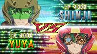 Yuya VS Shinji