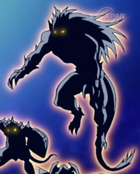 GazelletheKingofMythicalBeasts-JP-Anime-AV-NC-Silhouette