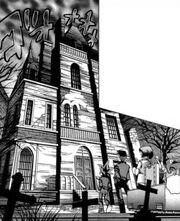 Murderer's Mansion