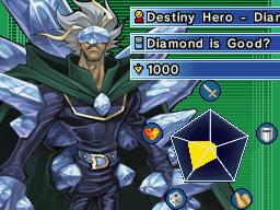 Destiny Hero - Diamond Dude-WC09
