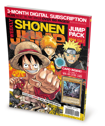 <i>Jump Pack 2014</i> Issue 2