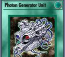 Photon Generator Unit (BAM)