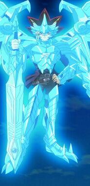 Blue-Eyes White Dragon Armor