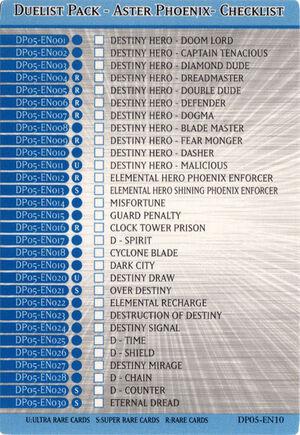 Checklist-DP05-EN