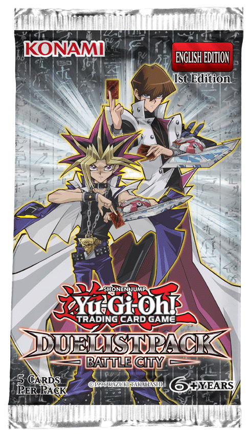 Duelist Pack Battle City Yu Gi Oh Fandom Powered By