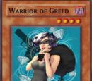 Warrior of Greed